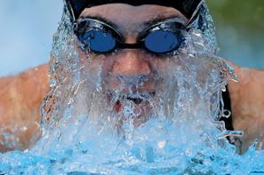 Bild Schwimmer