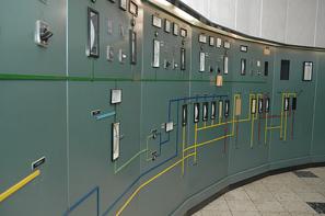 Bild aöte Steuerungstechnik Wasserwerk Brambach
