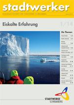 Stadtwerker Ausgabe Nr. 1/2014 Titelbild