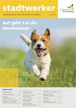 Stadtwerker Ausgabe Nr. 02/2016 Titelbild