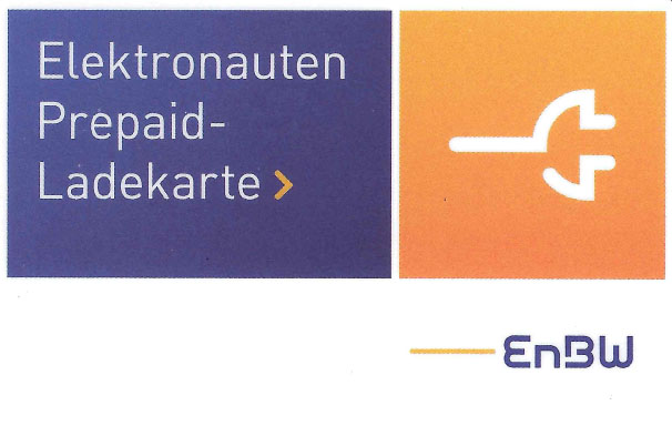 Prepaid Ladekarte