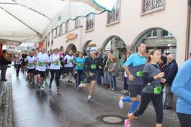 Start Team Run