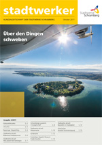 Stadtwerker Ausgabe 04/2017 Titelbild