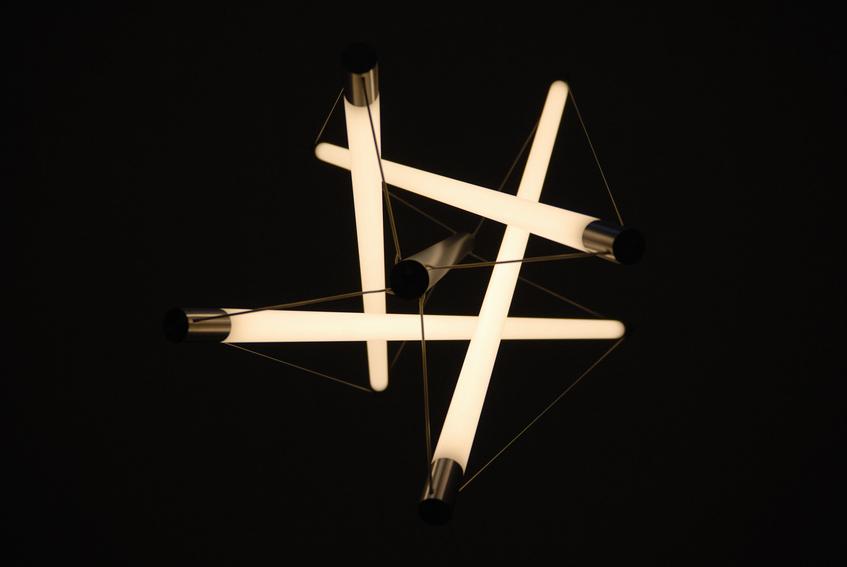 Bild Leuchtstofflampen