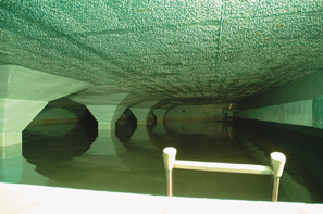 Bild Wasserbehälter Brambach