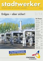stadtwerker - Kundenzeitschrift Juli 2014