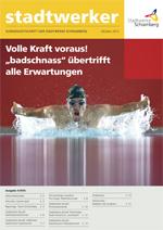 Stadtwerker Ausgabe Nr. 04/2015 Titelbild