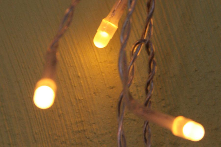 Foto LED Lichterkette