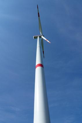 Windkraftanlage Steigers Eck
