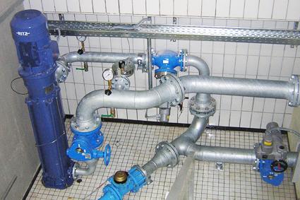 Bild Trinkwasserturbine