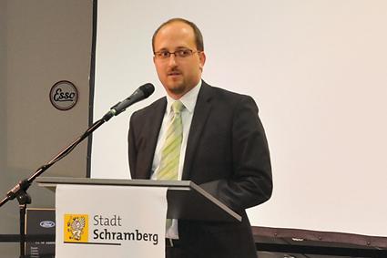 Bild Oberbürgermeister Thomas Herzog