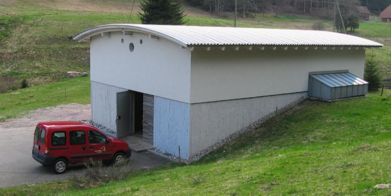 Bild Wasserwerk Eichbach