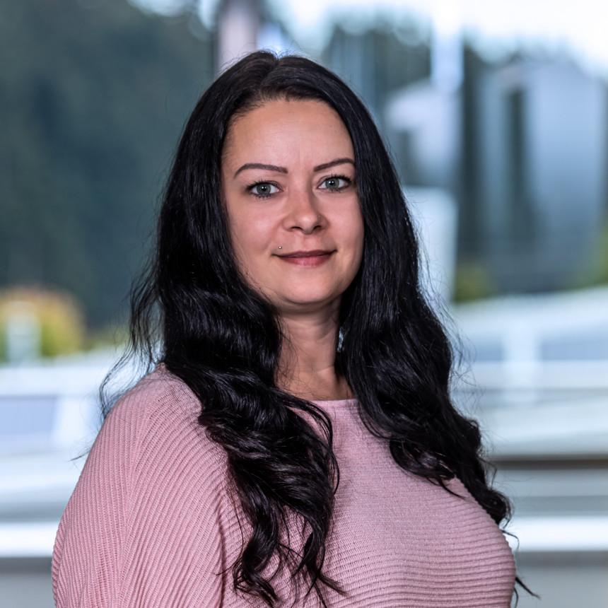 Mitarbeiterfoto von Frau Müller